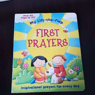 First Prayer