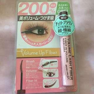 日本BLC纖維加倍增長睫毛液 Volume Lash Fiber Mascara