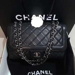 Cheapest $3200! Full Set LNIB Chanel Classic Jumbo Flap
