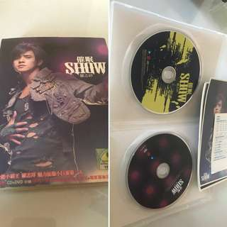Show luo orginal dvd & cd