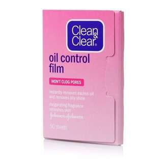 Clean & Clear Oil Control Film (pink)