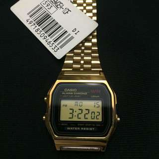 Casio - Vintage Gold