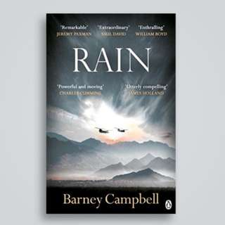 (Brand New) Rain by Barney Campbell