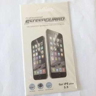 iPhone 6plus 5.5寸 mon貼 screen protector
