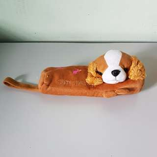 Puppy pencil box