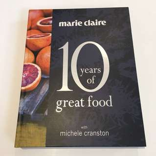 10 Years of Great Food