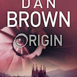Origin By (author)  Dan Brown