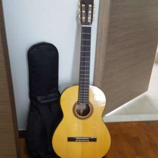 YAMAHA CG 151S Classical Guitar with bag