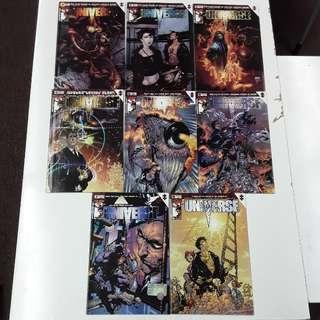 Universe (2001 Top Cow) Comics Set