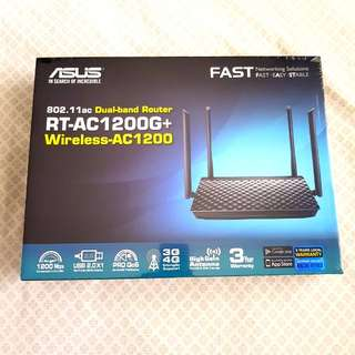 Brand New - Asus RT-AC1200G+