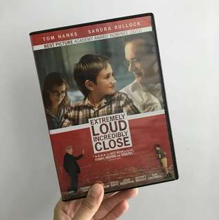 🚚 Extremely Loud & Incredibly Close DVD