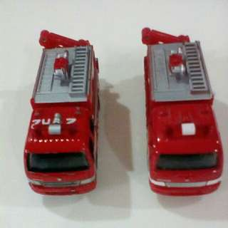 Hino Rescue Truck III Type Limited Edition