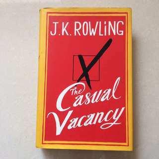 The Casual Vacancy - J.K Rowling
