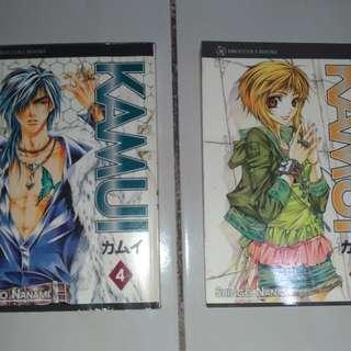 Manga on sale