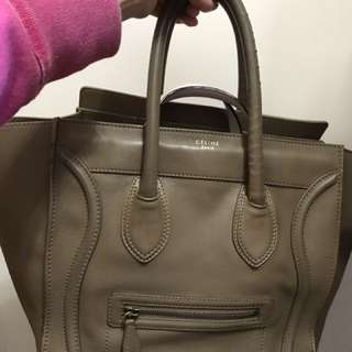 Celine (authentic, can check in second hand store)