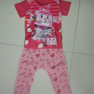 New Baby Girl Pyjama 3-6mths old