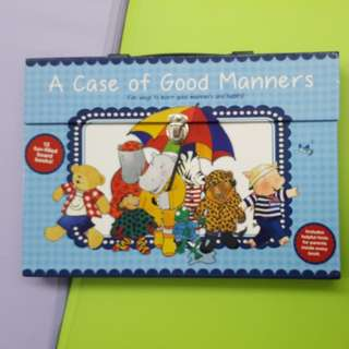 Good manners 書