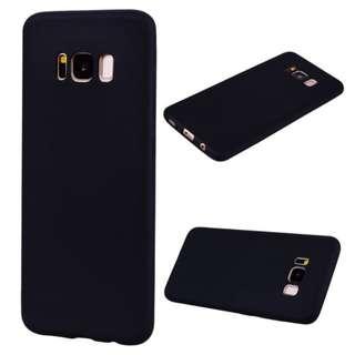 (包平郵) 三星Galaxy S8 Black Candy PASTEL色彩柔軟堅固 手機殼 電話套 電話殼
