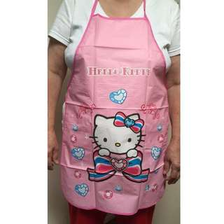 Hello Kitty Apron (Free Size)