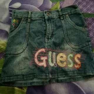 rok anak perempuan