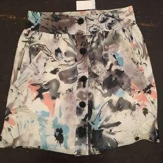 Dotti high waisted skirt