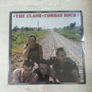 Clash Lp Vinyl Record