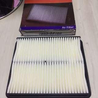 Brand New Kia Sorento 2011 Enginer Air Filter 28113-2P100