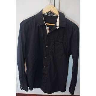 Black Longsleeves shirt