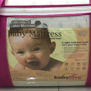 Baby Mattress 100% Natural Latex