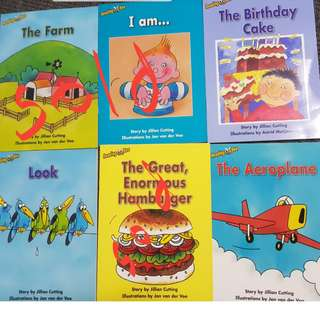 BN Reading bee for preschoolers