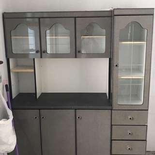 Kitchen / Display Cabinet For Sale