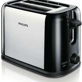 Philips toaster