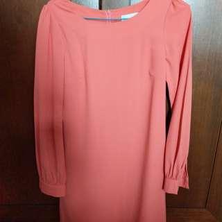 Love Bonito dress pink size S