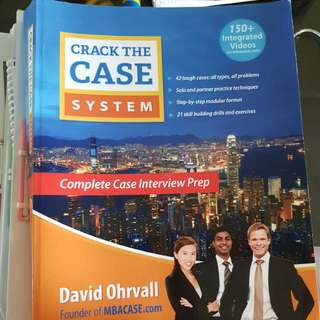 Crack the case system by David Ohrvall