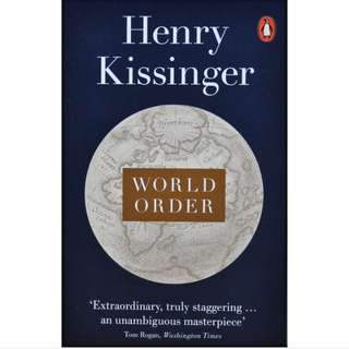 (New+Free Mailing) World Order by Henry Kissinger