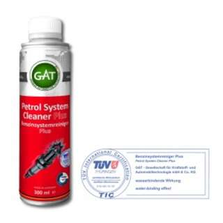 🇩🇪Remove moisture and condensed water in the complete fuel system  - GAT Petrol Cleaner +