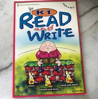 K1 read and write