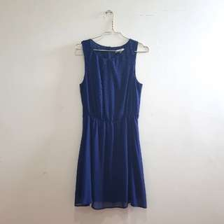 NewLook navy dress
