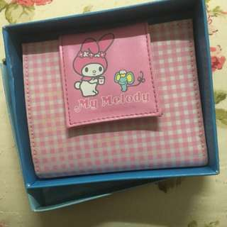 Sanrio My Melody 銀包