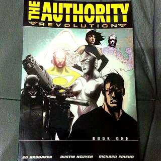 The Authority Revolution
