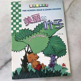 preschool chinese read and learn 美丽的叶子