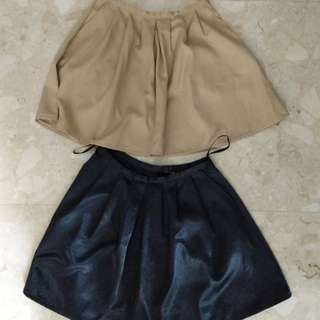 Southaven size s black and beige with pockets
