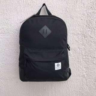 Tas Ridgebake Flair Black Black Bag Original