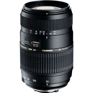 Tamaron 70-300 mm Lens