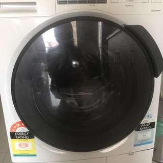 Panasonic NA-148VG3 8kg 1400 Econavi Frontload Washing Machine