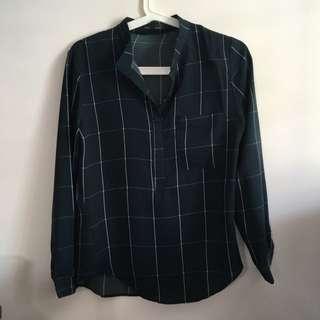 Grid Shirt