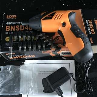 Rechargeable Screw Driver