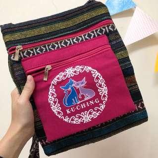 🚚 馬來西亞民俗側背包