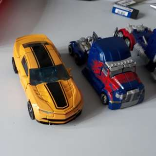 Assorted Transformers