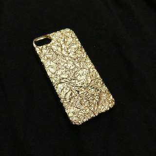 Forever21 Gold Crunch Iphone 5/5s Case